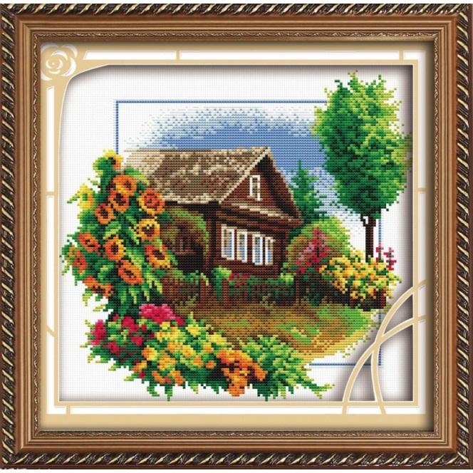 Вышивка каталог доме