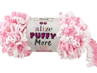 Пряжа ALIZE PUFFY MORE - новинка