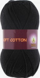 Soft Cotton (Vita) 1802, пряжа 50г