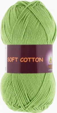 Soft Cotton (Vita) 1805, пряжа 50г