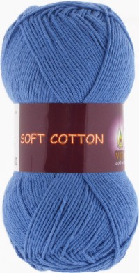 Soft Cotton (Vita) 1810, пряжа 50г