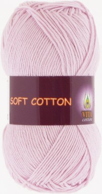 Soft Cotton (Vita) 1813, пряжа 50г