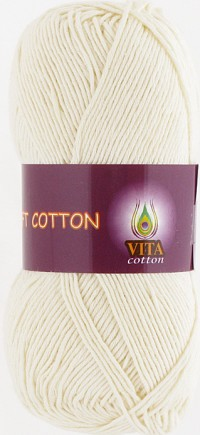 Soft Cotton (Vita) 1817, пряжа 50г