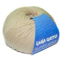 Super Soft (Lana Gatto) 12530, пряжа 50г