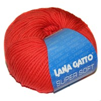 Super Soft (Lana Gatto) 19002, пряжа 50г
